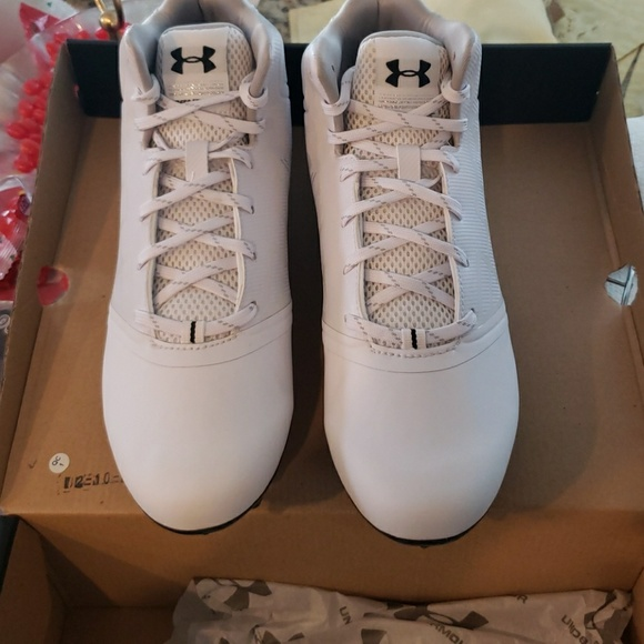 d31586382d9c Under Armour Shoes | Banshee Ripshot Mc Cleats | Poshmark
